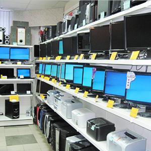 Компьютерные магазины Тпига