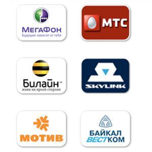 Операторы сотовой связи Тпига